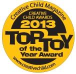 Creative Child Magazine 2013 - TOP TOY