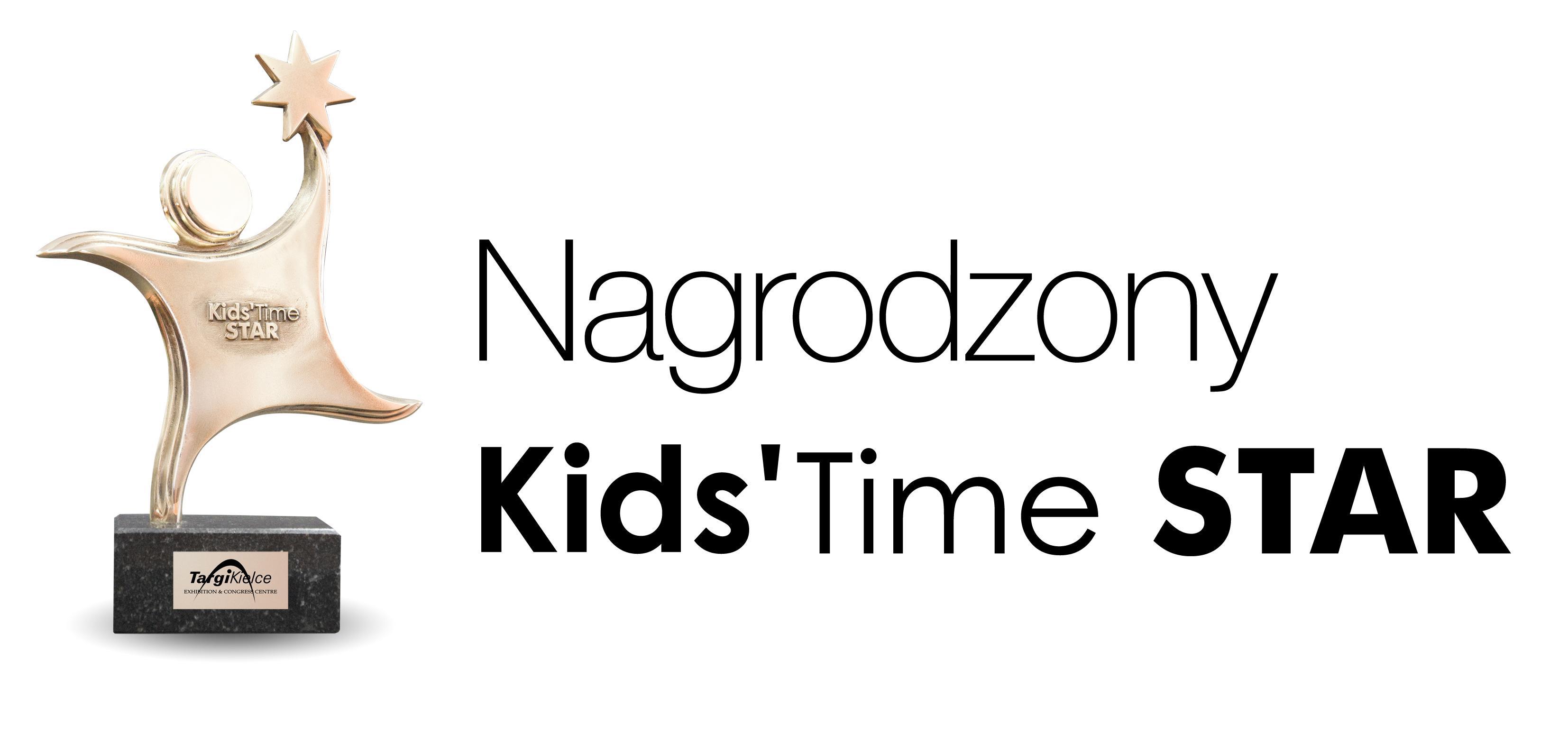 Nagroda Kids Time Star 2018