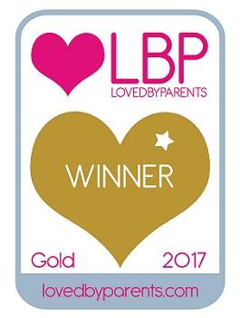 Nagroda Loved by Parents 2017