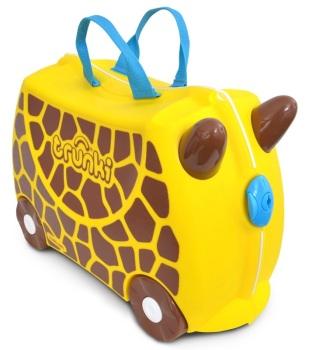 Jeżdżąca walizeczka - Żyrafa Gerry