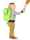 Plecak Toddlepak Trunki Dinozaur Dudley - zielony