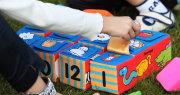 Edukacyjne klocki - puzzle