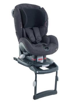 Fotelik samochodowy BeSafe iZi Comfort X3 ISOfix - nastr. indygo - 66