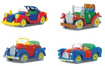 vehicles, cars - DISNEY ASSORTED CARS IN SCALE 1:64 COLLE