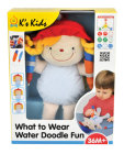 educational toys - WHAT TO WEAR WATER DOODLE FUN