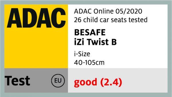 ADAC iZi Twist B i-Size