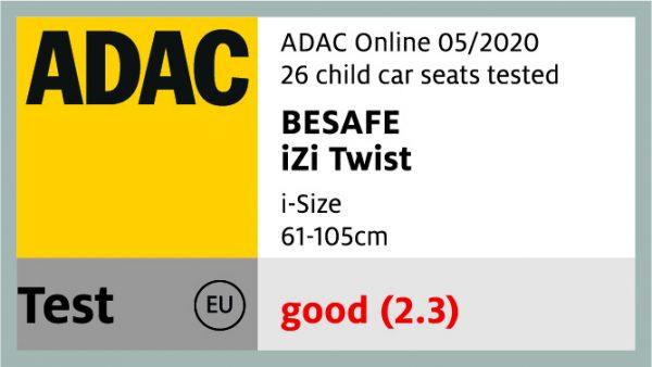 ADAC iZi Twist i-Size