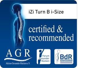 AGR iZi Turn B i-Size