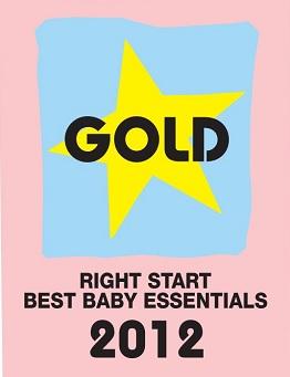 Best Baby Essential 2012 - złoto
