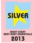 Best Baby Essential 2013 - srebro