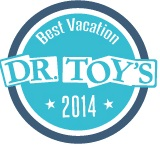 Nagroda dr Toy 2014 - Best Vacation