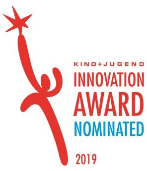 Kind+ Jugend Innovation Award 2019 Nominacja