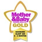 Mother & Baby - złoto w kat. sen noworodka