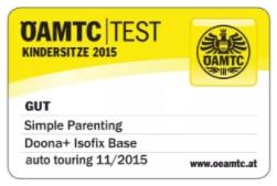 OAMTC Doona 2015