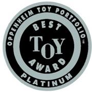 Oppenheim Toy Portfolio Platinum - Best Toy Award