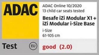 ADAC iZi Modular X1 i-Size