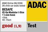 ADAC iZi Go Modular + BAZA