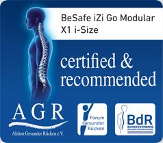 AGR iZi Go Modular X1 i-Size