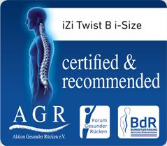 AGR iZi Twist B i-Size