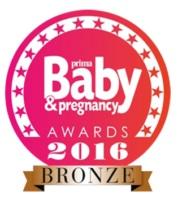 Nagroda Baby&Pregnancy 2016 Brąz