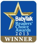 Babytalk Readers Choice Awards 2013