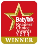 Babytalk Readers Choice Awards 2014