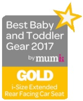 Best Baby and Toddler Gear 2017 kat.foteliki złoto