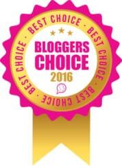 Nagroda Bloggers Choice (Wybór Blogerów) 2016