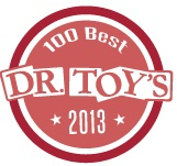 Nagroda dr Toy 2013 - 100 BEST