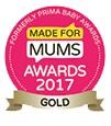 Nagroda Stworzone dla Mam 2017 Złoto