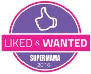 Nagroda Liked&Wanted Supermama 2016