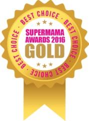 Nagroda Supermama 2016 Złoto