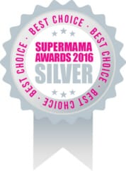 Nagroda Supermama 2016 Srebro