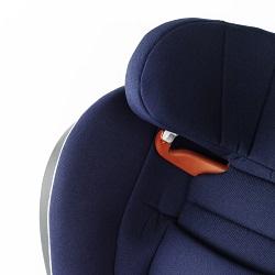 iZi Flex S FIX Fotelik samochodowy - samochodowa harmonia 50 BeSafe