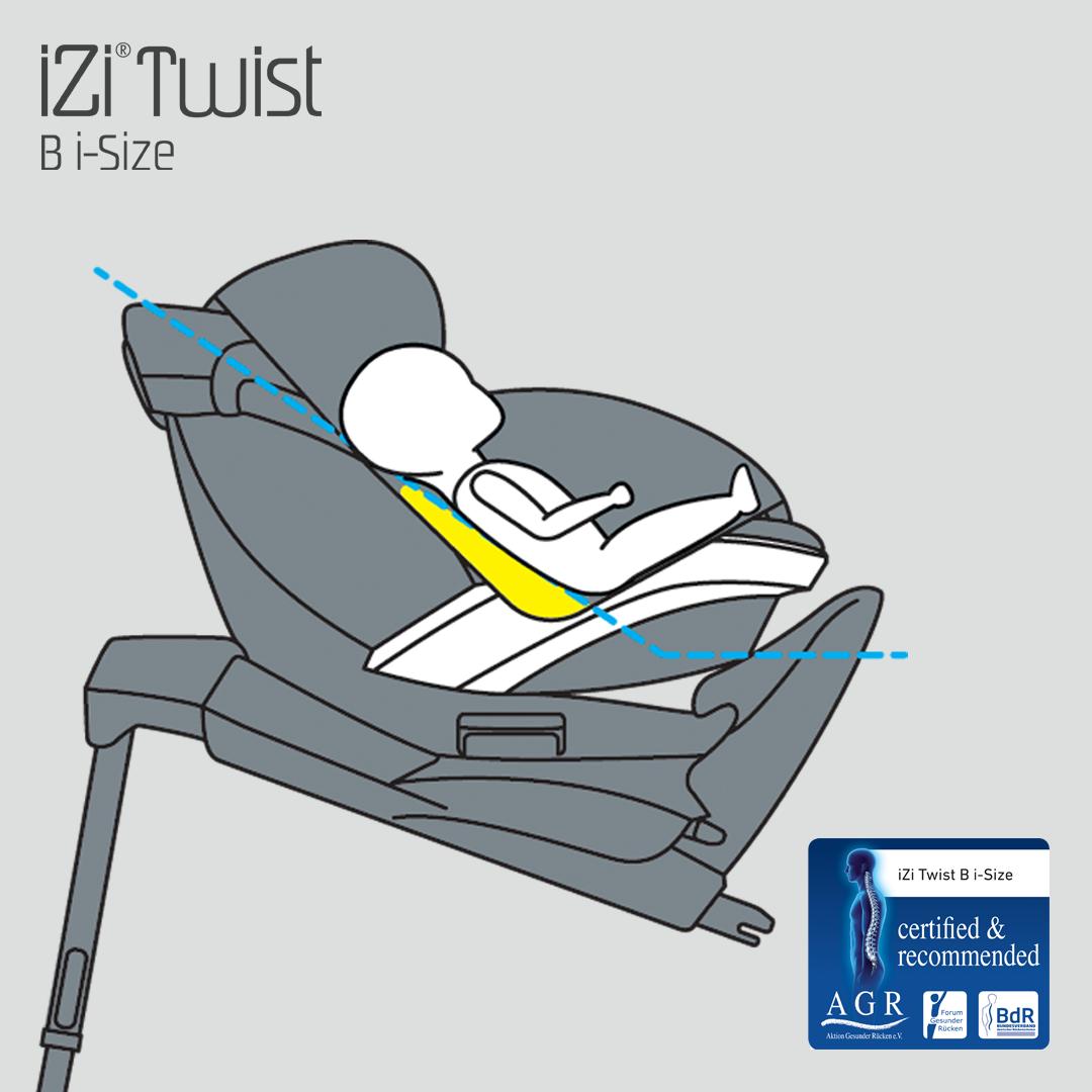 Besafe iZi Twist B i-Size