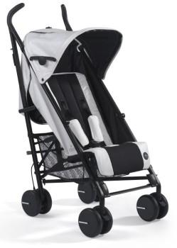 wózki dziecięce - Wózek spacerowy Mima BO - Snow White
