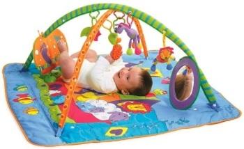 Gimnastyka dla bobasa z pałąkami - Plac zabaw