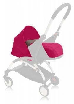wózki  dziecięce - Zestaw kolorystyczny do gondoli Babyzen Yoyo 0+ - różowy