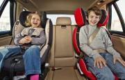 foteliki  samochodowe - Fotelik samochodowy BeSafe iZi Up X3 fix - czarny cab - 64