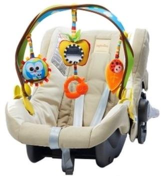 do wózka - Łuk podróżny z zabawkami - Las przygód