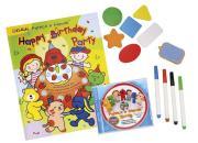 Książeczka edukacyjna - Urodziny Patricka