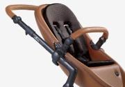wózki  dziecięce - Uzupełniający zestaw startowy do wózka mima Xari Flair - Black & White
