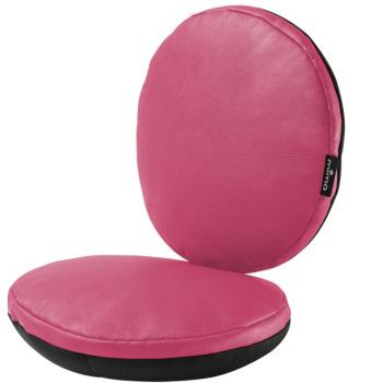 krzesełka - Poduszki dla juniora do krzesełka Mima Moon - Fuchsia