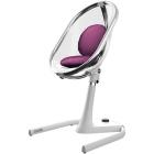 krzesełka - Poduszki dla juniora do krzesełka Mima Moon - Aubergine
