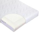 Materac do łóżeczka TRIO LATEX-COMFORT 120x60 + pokrowiec Basic