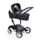 wózki dziecięce - Podstawowy zestaw uzupełniający i uzupełniający zestaw start. - B/W