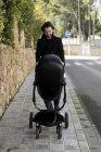 wózki  dziecięce - Podstawowy zestaw uzupełniający do wózka Mima Xari - Black