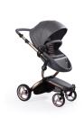 wózki dziecięce - Uzupełniający zestaw startowy do wózka mima Xari Flair- Autumn Stripes