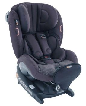 foteliki  samochodowe - Fotelik samochodowy BeSafe iZi Combi X4 ISOfix - sam. harmonia - 46