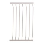 Rozszerzenie bramki bezpieczeństwa Liberty - 45cm (wys. 76cm) - białe